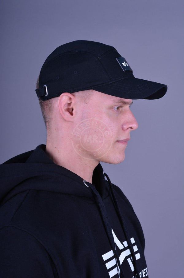 Alpha Industries 5 Panel Cap Cap Mr Riegillio
