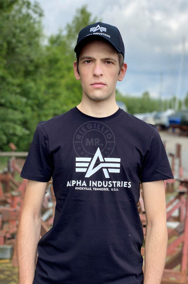 Alpha Industries Trucker Cap Cap Mr Riegillio