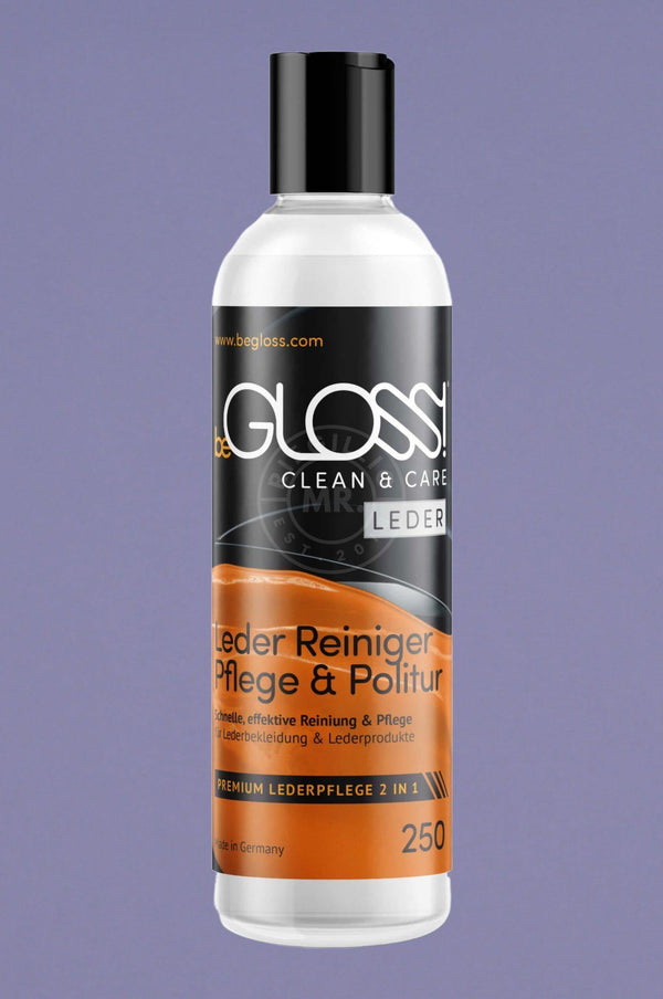 Leather Polish - Clean & Care Cleaner beGLOSS