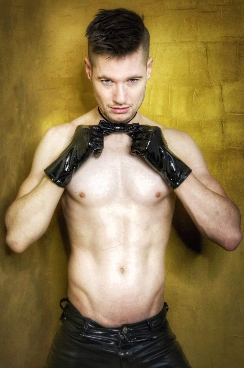 PVC gloves gloves Mr Riegillio