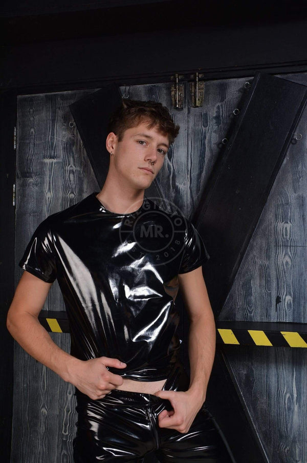 PVC t-shirt Shirt Mr Riegillio