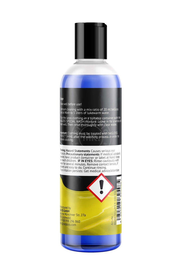 Special Wash LATEX Cleaner Mr Riegillio
