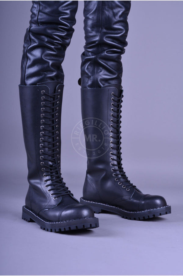 Steel Boots Skinhead Boots 20 hole Boots Mister B