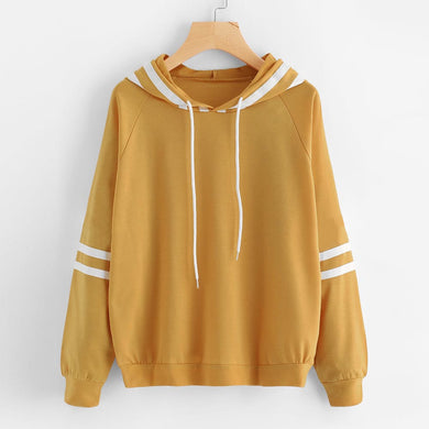 Womens Jumper Hooded Pullover