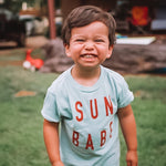 SUN BABE  - Infant | Toddler | Youth ( HAND DYED ) * READY TO SHIP *