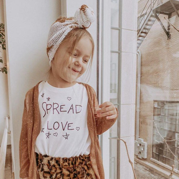 SPREAD LOVE - Onesie & Toddler Tee