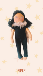 PIPER - Handmade Heirloom Doll