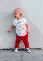 BE GOOD TO PEOPLE - Onesie | Infant |  Toddler & Youth Tee