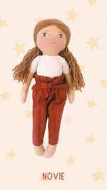 NOVIE - Handmade Heirloom Doll