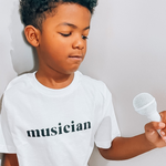 MUSICIAN  -  Toddler & Youth  T-Shirt