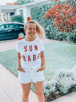 SUN BABE  - Adult Women's Boyfriend Fit
