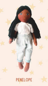 PENELOPE - Handmade Heirloom Doll