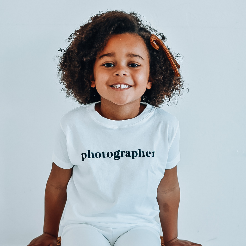 PHOTOGRAPHER  -  Toddler & Youth  T-Shirt