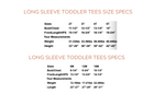 MERRY - Long Sleeve Infant & Toddler Tee