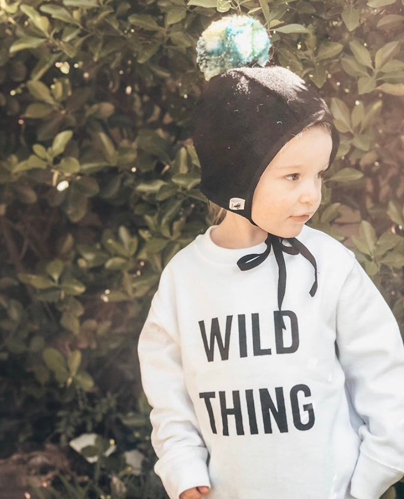 WILD THING - TODDLER SWEATSHIRTS