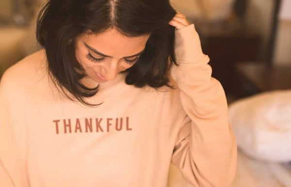 THANKFUL - Adult Sweatshirt