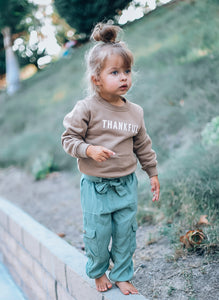 ** PRE ORDER ** THANKFUL - Infant, Toddler & Youth Sweatshirt ( ships between 10/28 - 11/05)
