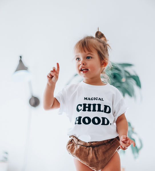 MAGICAL CHILDHOOD - Onesie & Toddler T-shirt