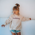 TODDLING - Infant, Toddler & Youth  Terry Cotton Pullover  * READY TO SHIP *