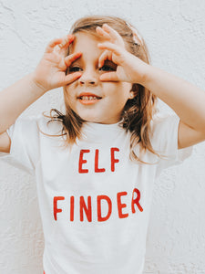 ELF FINDER - Onesie | Infant |  Toddler & Youth Tee