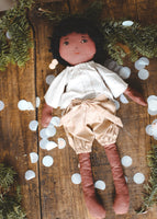 FOREST  - Handmade Heirloom Doll