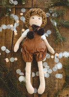 FINN - Handmade Heirloom Doll