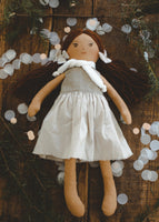 SAGE - Handmade Heirloom Doll