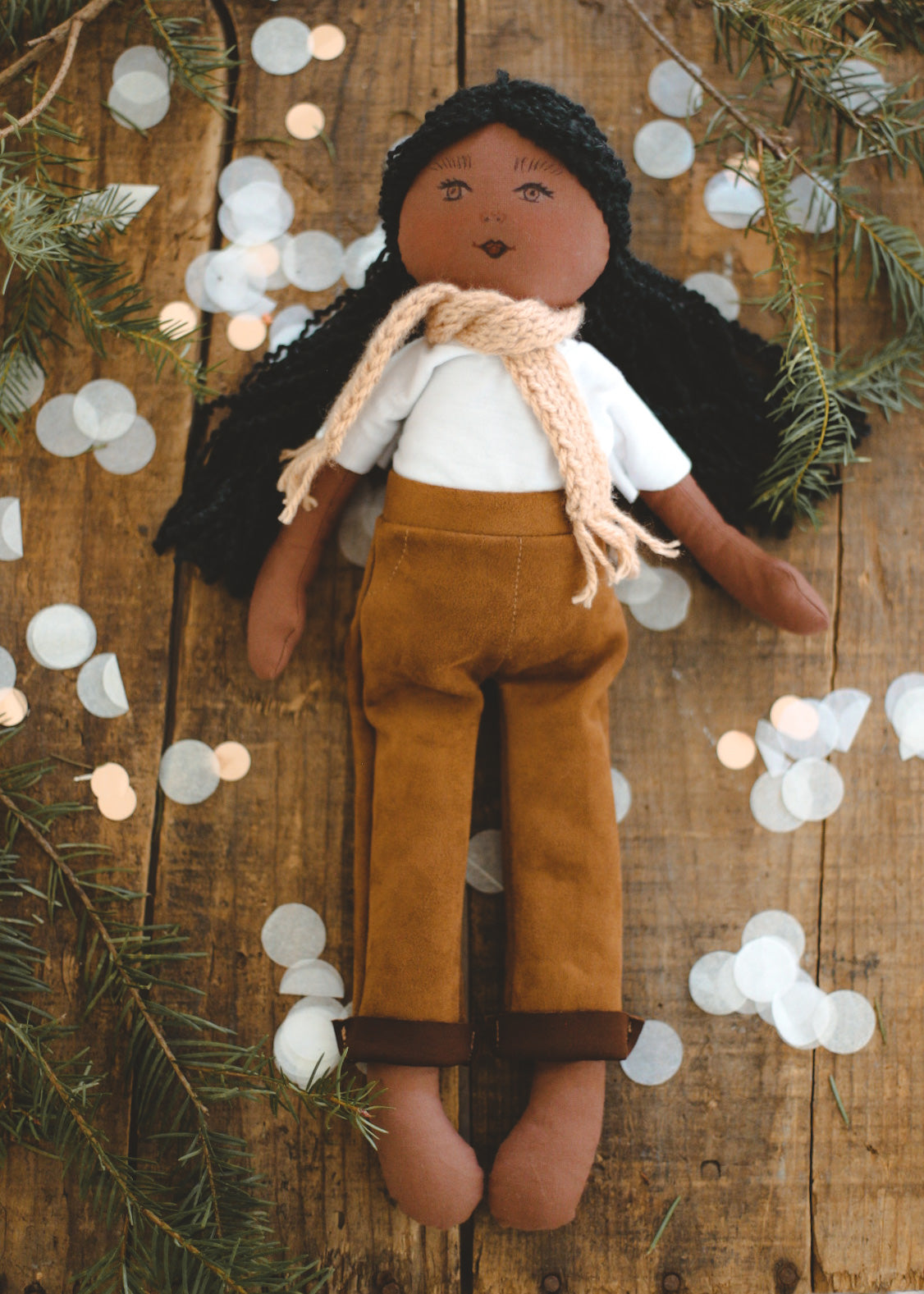 BELLA - Handmade Heirloom Doll