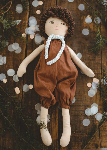 LUCY - Handmade Heirloom Doll