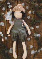 JAX - Handmade Heirloom Doll