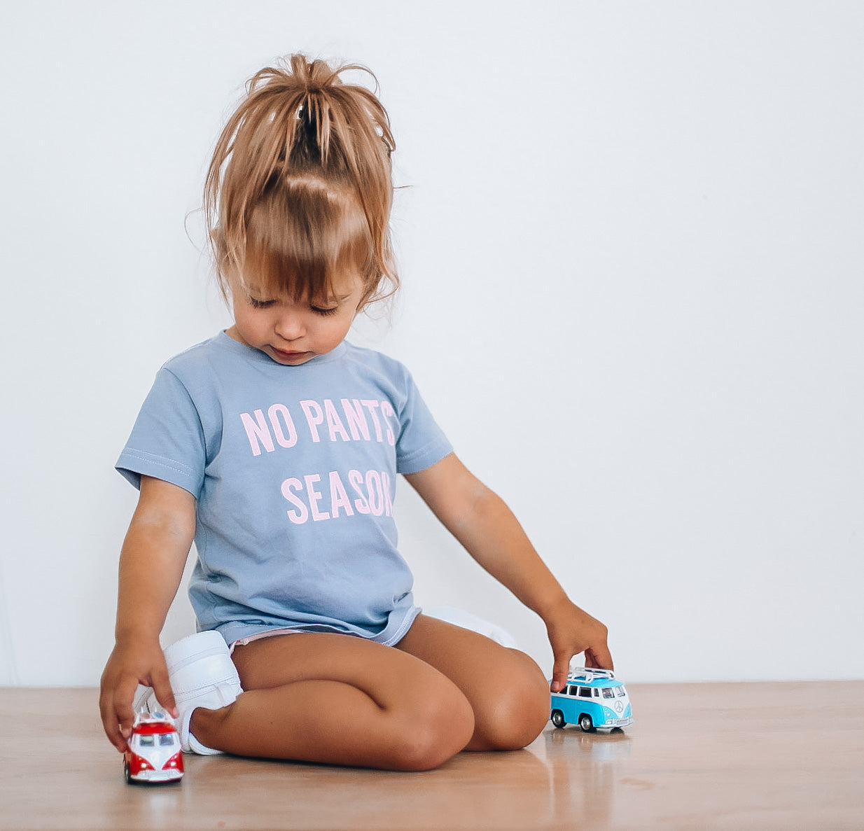 NO PANTS SEASON   - Infant | Toddler | Youth ( HAND DYED ) * READY TO SHIP *
