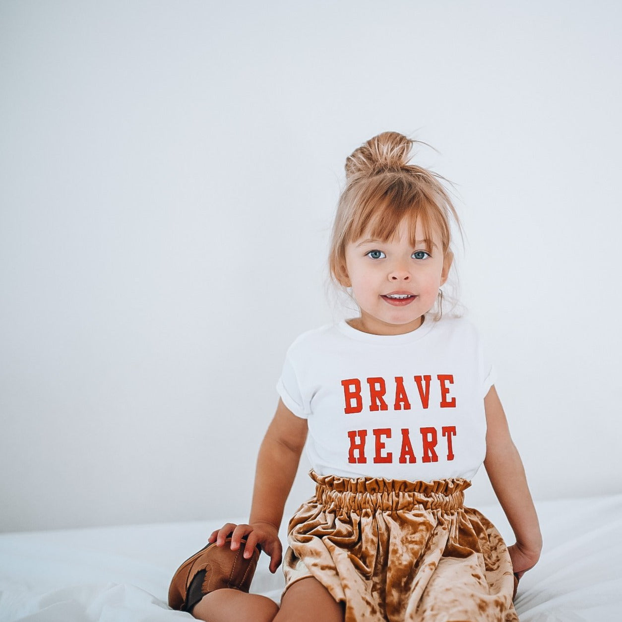 BRAVE HEART  - Toddler & Youth Tee