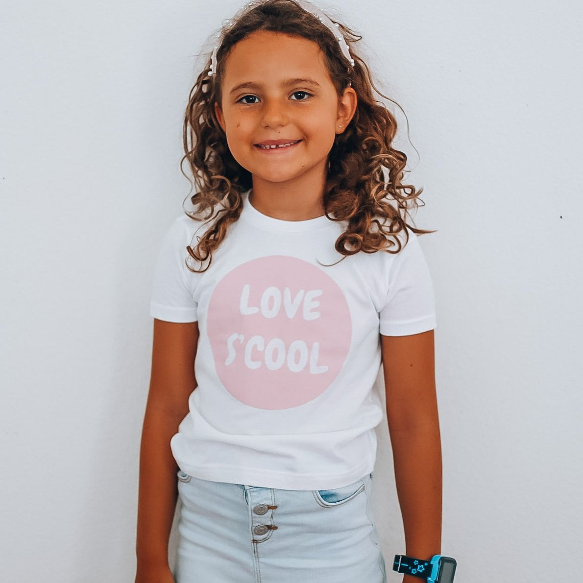 LOVE  S'COOL  -  Toddler & Youth  T-Shirt