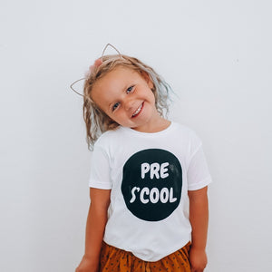PRE S'COOL  -  Toddler TEE