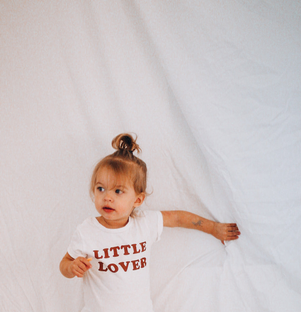 LITTLE LOVER  - Infant & Toddler Tee