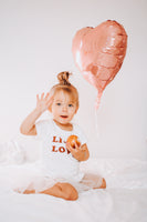 LITTLE LOVER  - Onesie & Toddler Tee