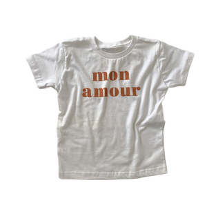 MON AMOUR - Toddler Tee