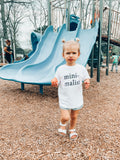 MINI-MALIST - Onesie & Toddler T-Shirt