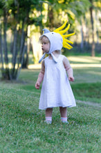 Load image into Gallery viewer, kids cockatoo bonnet