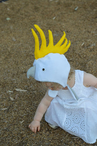 cockatoo bonnet
