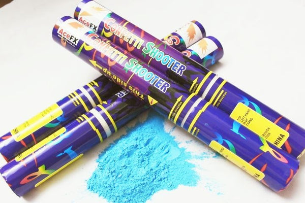 4 Pack Color Smoke Cannons
