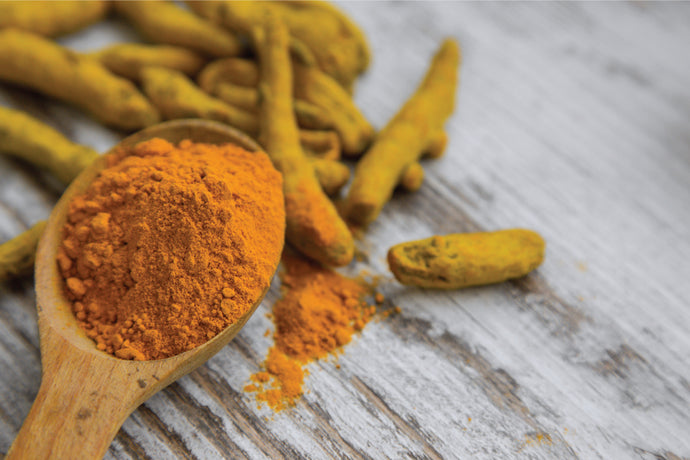 Turmeric is a spice world champion