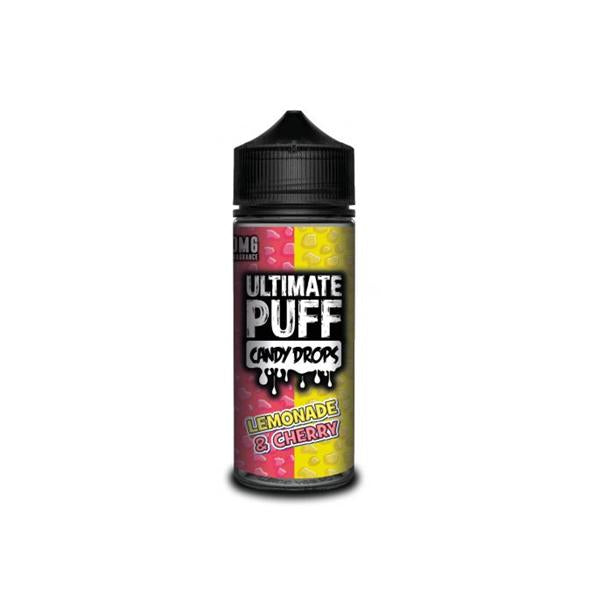 Moreish Puff Candy Drops 0mg 100ml Shortfill (70VG/30PG)