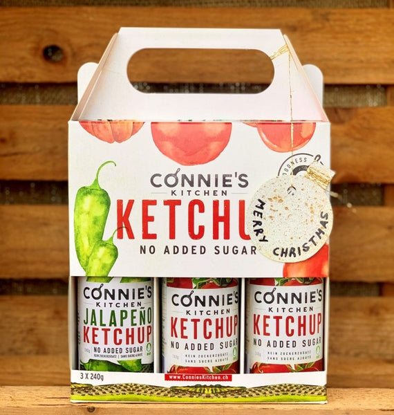 Connie's Kitchen Ketchup Gift Pack