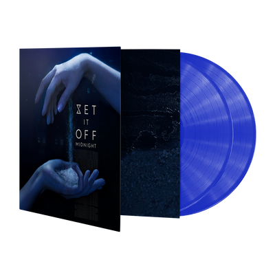 Midnight Blue Limited LP