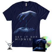Midnight Bundle 1 (CD + Album Art Tee + Necklace)