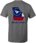 Dixie Strut - Georgia T-Shirt