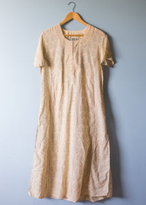 Vintage Indian Patterned Dress