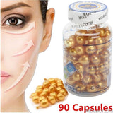 AllBestOf.com Face Care 90Pcs Vitamin E Extract Face Cream Anti Wrinkle Whitening Cream Anti Aging Face Care