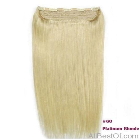 AllBestOf.com HAIR 16inches / 100g/pc, >=30%, 6 Months With Proper Care #60 Color 100g-200g 16